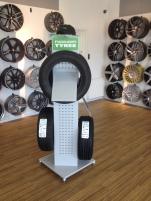 nokian dæk hos Horsens dækcenter